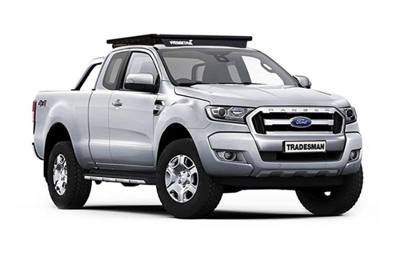 Ford Ranger PX Extra Cab hero image